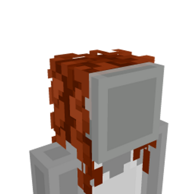 Long Sleek and Curly on the Minecraft Marketplace by Minecraft