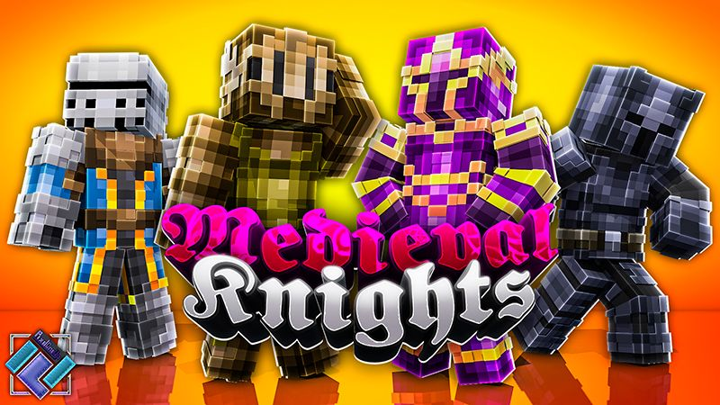 Medieval Knights on the Minecraft Marketplace by PixelOneUp