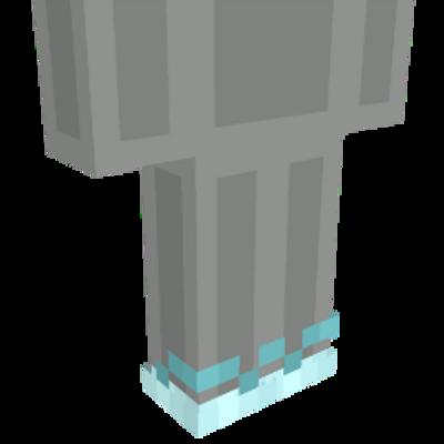 Blue Flip Flops on the Minecraft Marketplace by Blockception