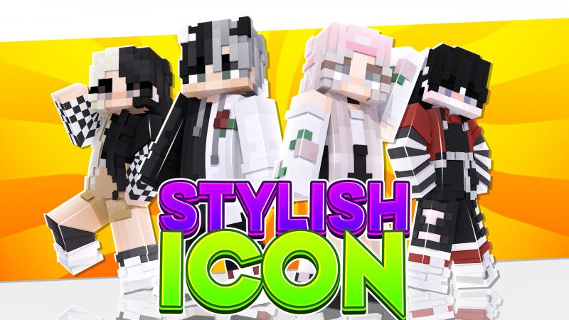 Stylish Icons on the Minecraft Marketplace by Ready, Set, Block!