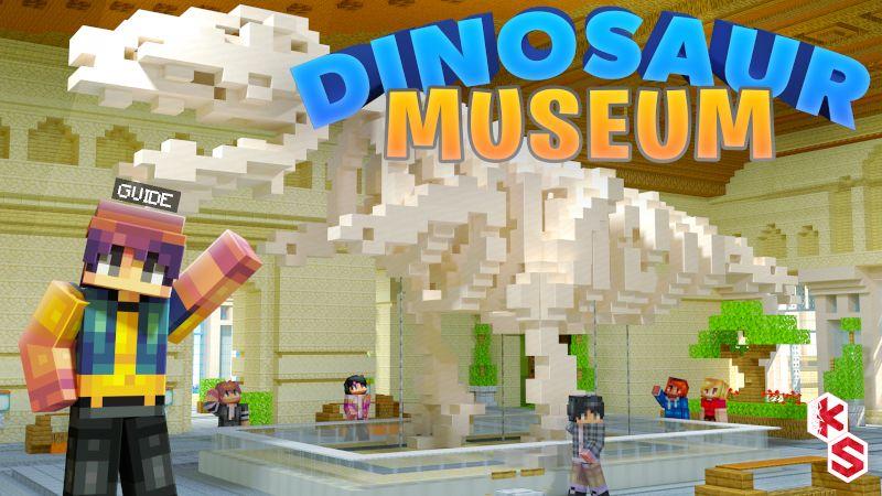Dinosaur Museum on the Minecraft Marketplace by Kreatik Studios