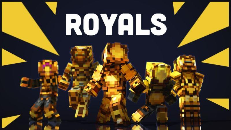 Automaton III Royals on the Minecraft Marketplace by Sapphire Studios