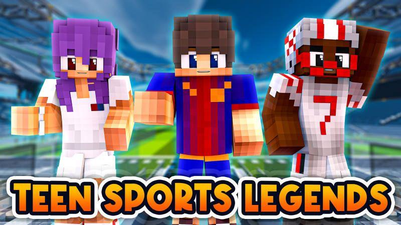 Teen Sports Legends