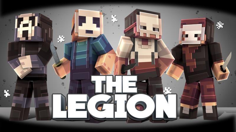 The Legion on the Minecraft Marketplace by 4KS Studios