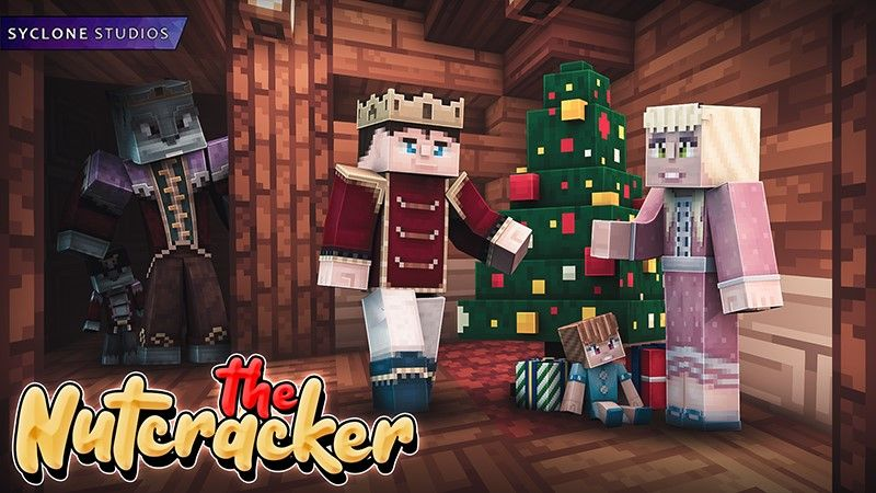 The Nutcracker on the Minecraft Marketplace by Syclone Studios