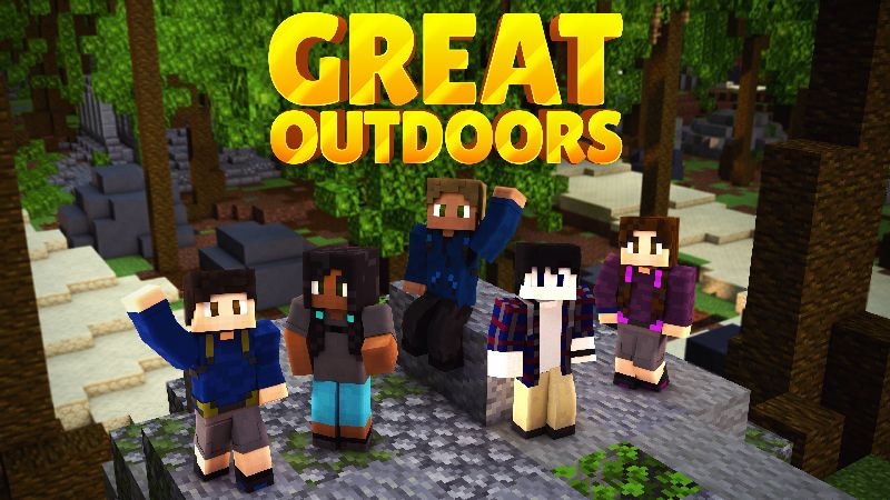 Great Outdoors Skin Pack