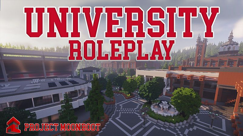 University Roleplay on the Minecraft Marketplace by Project Moonboot