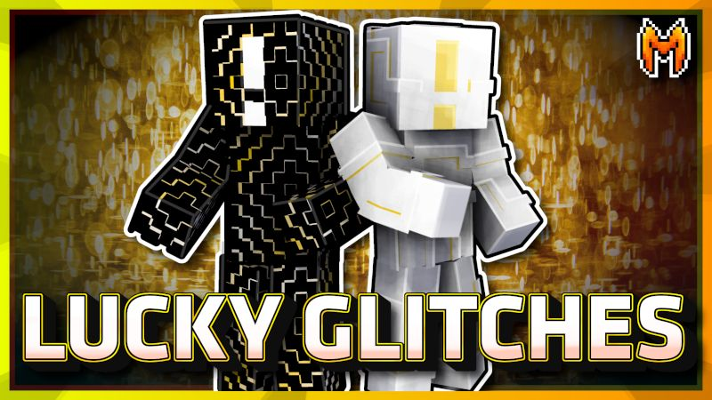 Lucky Glitches on the Minecraft Marketplace by Metallurgy Blockworks