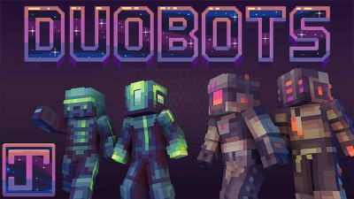 Duobots Skin Pack on the Minecraft Marketplace by ThatGuyJake