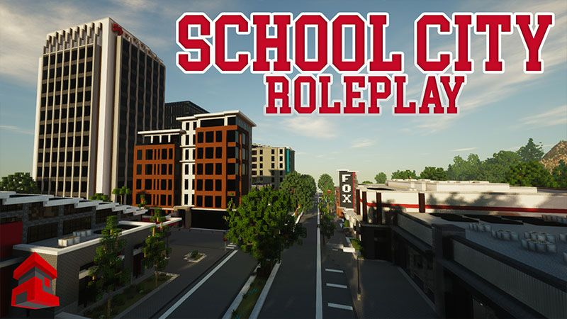 School City Roleplay on the Minecraft Marketplace by Project Moonboot