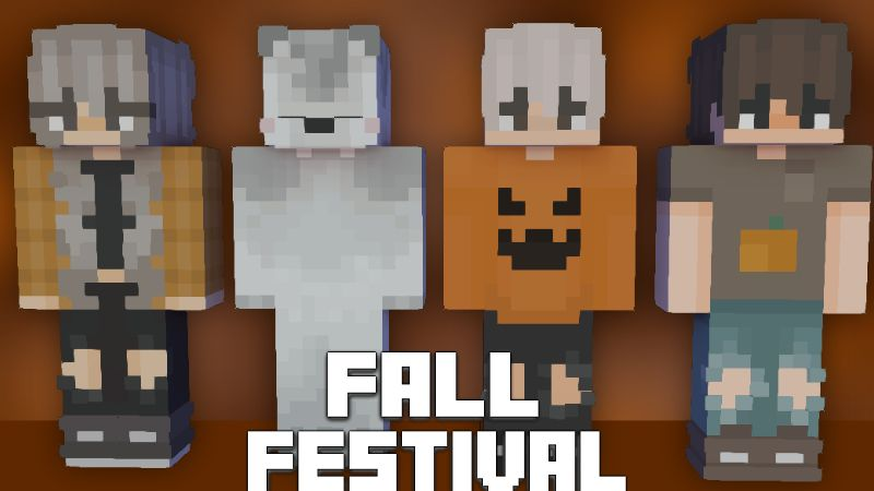 Fall Festival on the Minecraft Marketplace by Pixelationz Studios