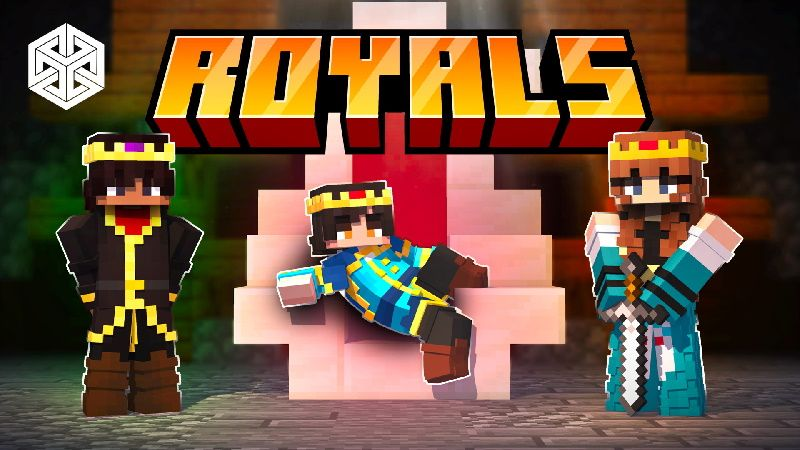 Royals on the Minecraft Marketplace by Yeggs