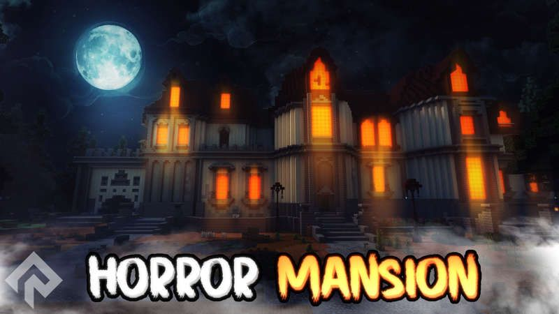 Horror Mansion on the Minecraft Marketplace by RareLoot