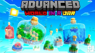 Advanced World in a Jar on the Minecraft Marketplace by inPixel