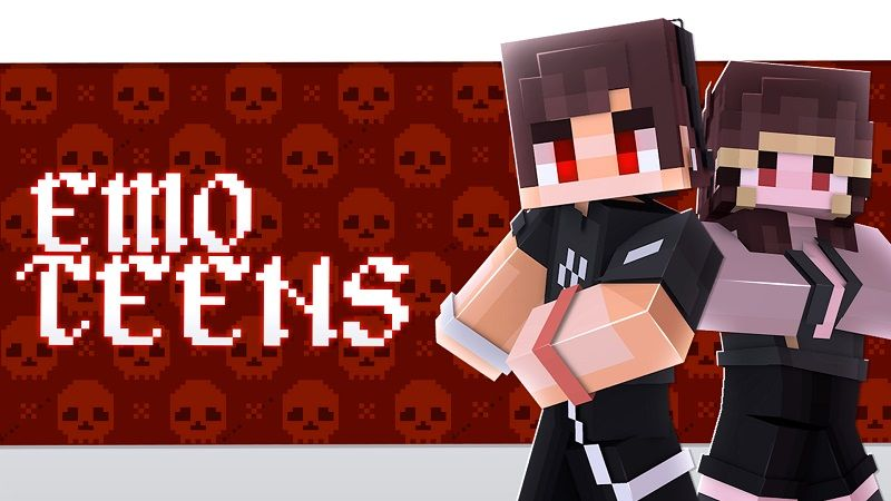 Emo Teens on the Minecraft Marketplace by Nitric Concepts