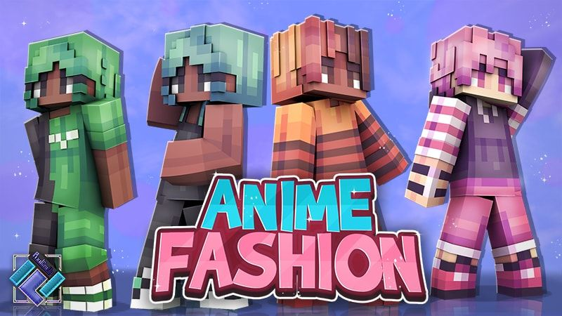 Anime Fashion on the Minecraft Marketplace by PixelOneUp
