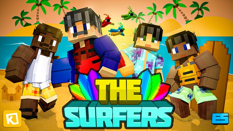 The Surfers on the Minecraft Marketplace by Kuboc Studios