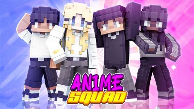 Anime Squad on the Minecraft Marketplace by Odyssey Builds