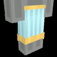 Light Striped Pants