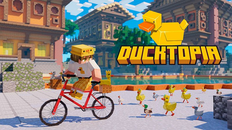 Ducktopia on the Minecraft Marketplace by Odyssey Builds