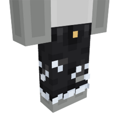 Ripped Black Jeans on the Minecraft Marketplace by Everbloom Games