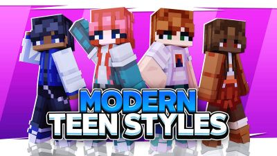 Modern Teen Styles on the Minecraft Marketplace by BLOCKLAB Studios