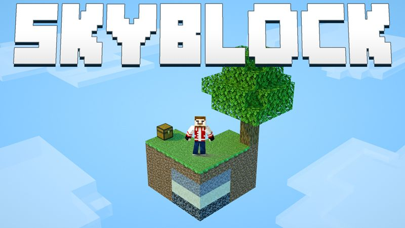 SKYBLOCK on the Minecraft Marketplace by Chunklabs