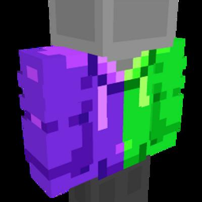 Spooky Hoodie on the Minecraft Marketplace by Metallurgy Blockworks
