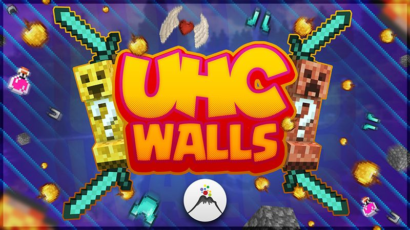 UHC Walls on the Minecraft Marketplace by Volcano