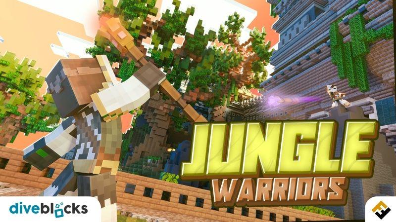 Jungle Warriors on the Minecraft Marketplace by Diveblocks