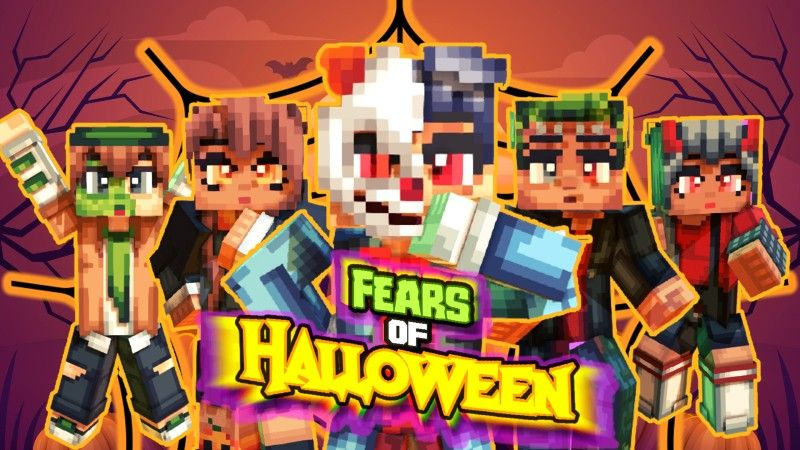 Fears of Halloween on the Minecraft Marketplace by Hourglass Studios