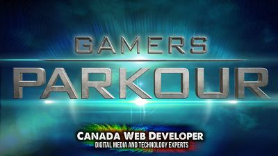 Gamers Parkour on the Minecraft Marketplace by CanadaWebDeveloper
