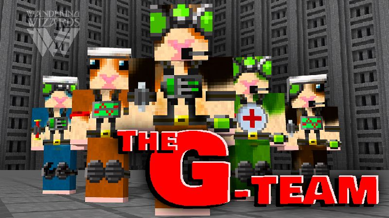 The G Team on the Minecraft Marketplace by Wandering Wizards