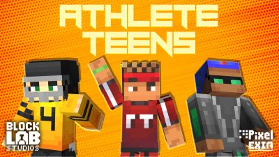 Athlete Teens on the Minecraft Marketplace by BLOCKLAB Studios