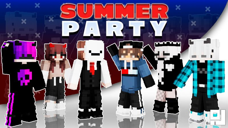 Summer Party on the Minecraft Marketplace by inPixel