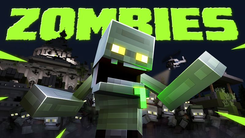 ZOMBIES on the Minecraft Marketplace by Spark Universe