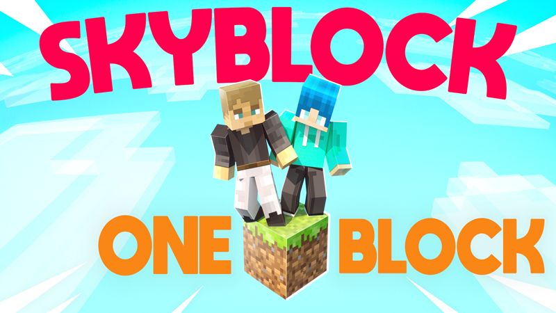 ONE BLOCK SKYBLOCK on the Minecraft Marketplace by Chunklabs