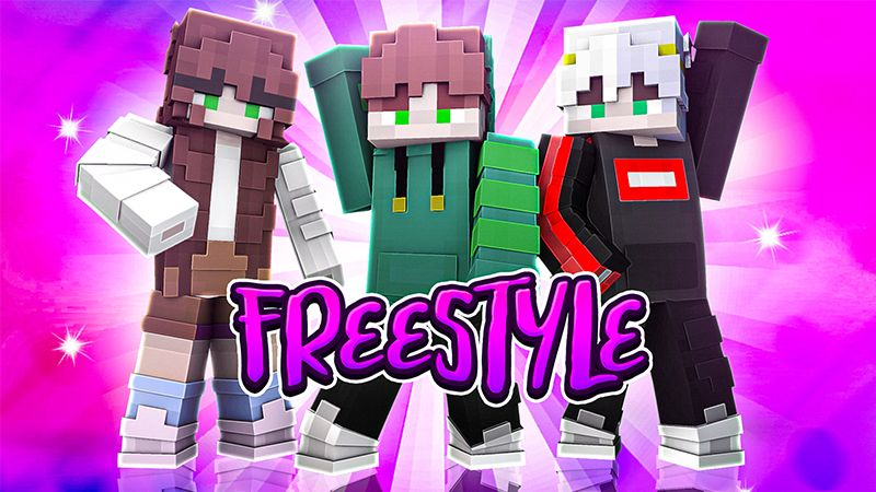Freestyle on the Minecraft Marketplace by Odyssey Builds