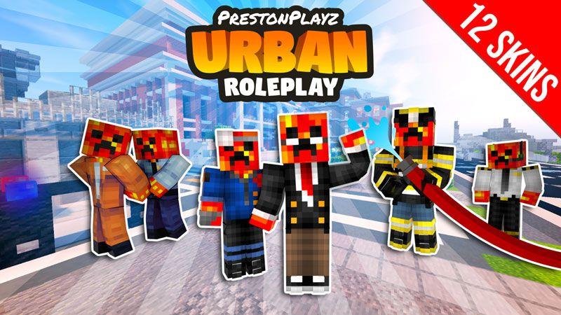 PrestonPlayz Urban Roleplay on the Minecraft Marketplace by Meatball Inc