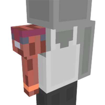 Pirate Peg Arm on the Minecraft Marketplace by King Cube