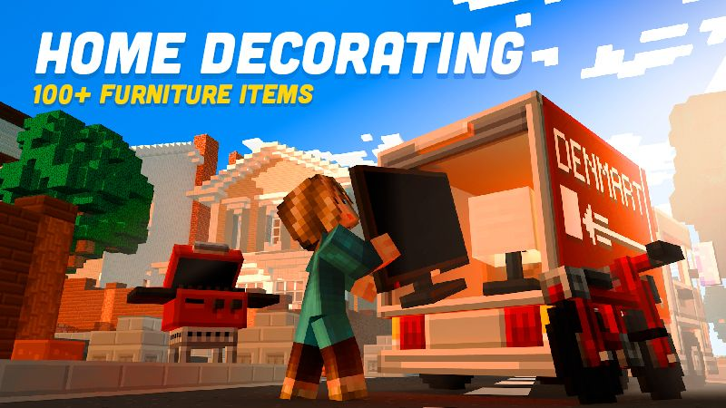 Home Decorating on the Minecraft Marketplace by Gamemode One