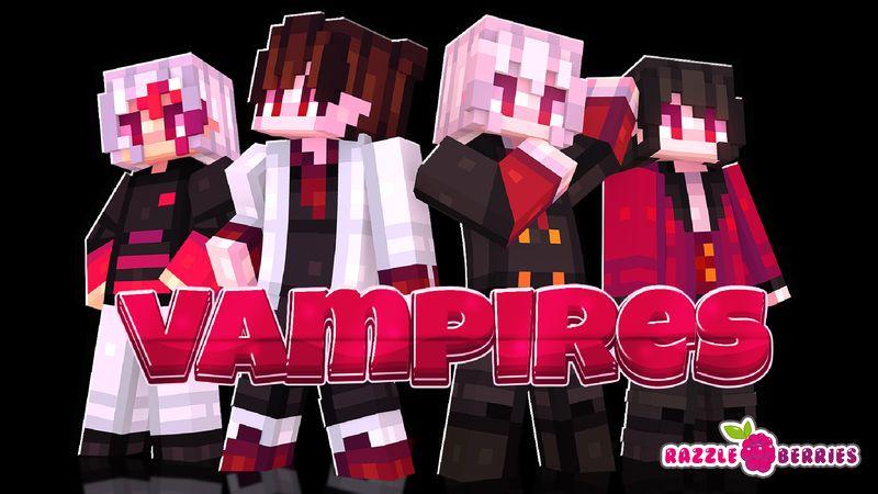 Vampires on the Minecraft Marketplace by Razzleberries