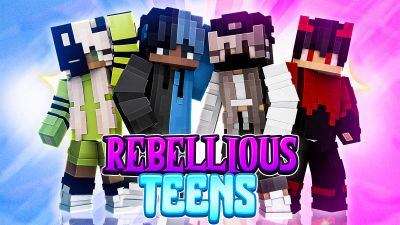 Rebellious Teens on the Minecraft Marketplace by BLOCKLAB Studios