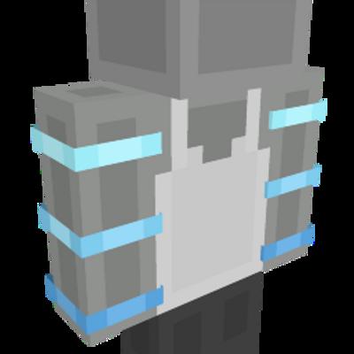 Warp arms on the Minecraft Marketplace by HorizonBlocks