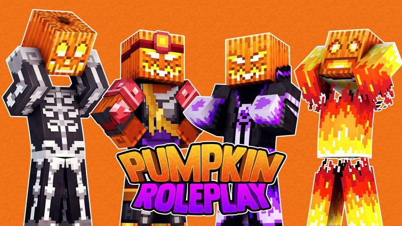 Pumpkin Roleplay on the Minecraft Marketplace by 57Digital