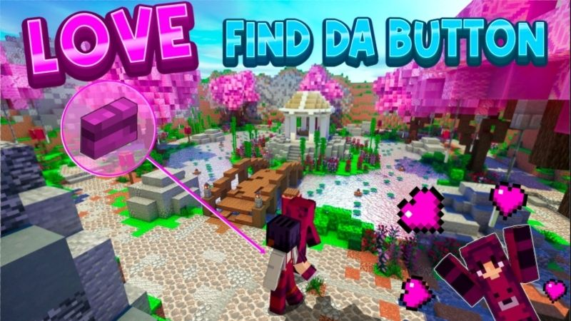Love Find Da Button on the Minecraft Marketplace by Giggle Block Studios