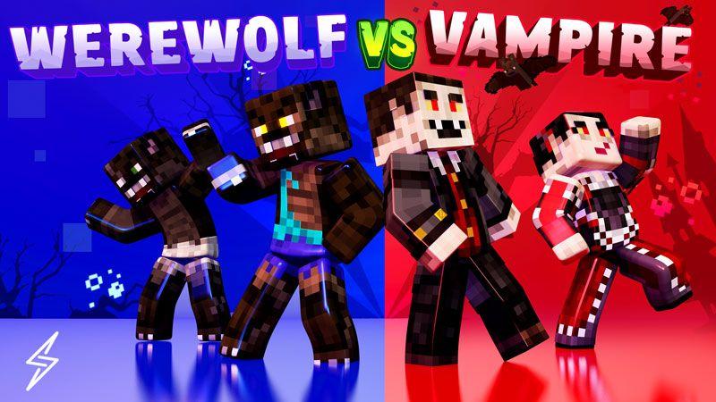 Werewolf vs Vampire on the Minecraft Marketplace by Senior Studios