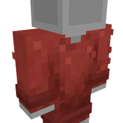 Red Sweater Dress on the Minecraft Marketplace by FTB