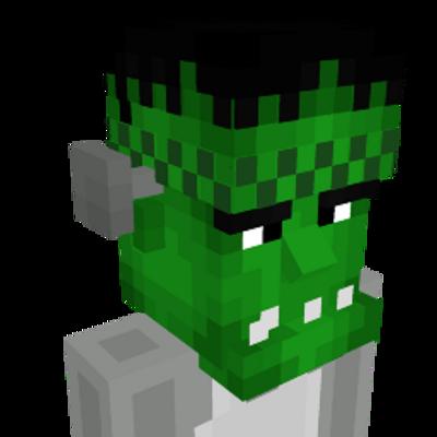 Monstruosity Mask on the Minecraft Marketplace by Diveblocks