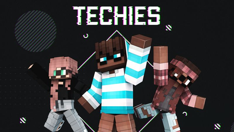 Techies on the Minecraft Marketplace by Impulse